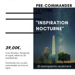 Livre - Inspiration Nocturne
