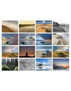 Cartes postales   Paysage de France   Arc en ciel   Orage   Voie Lactée