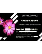 Atelier 73 Galerie:  cartes cadeau sur Aurélien Lavignac Photographies